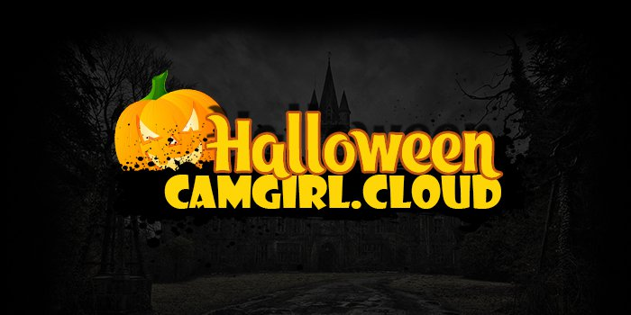 Camgirl Cloud - Halloween discount