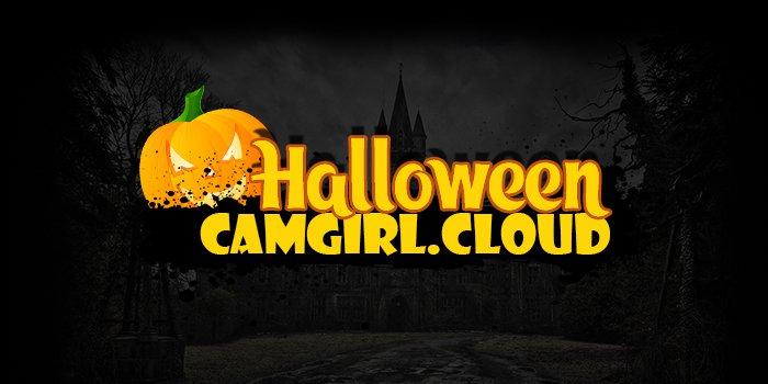 Camgirl Cloud - Halloween discount