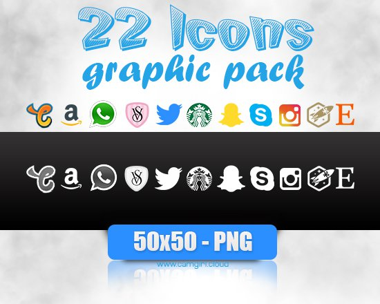 22 icons for chaturbate bio designs