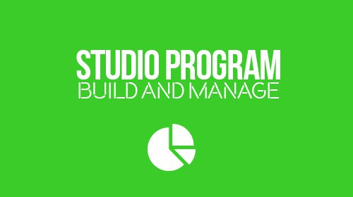 Studio Management Program